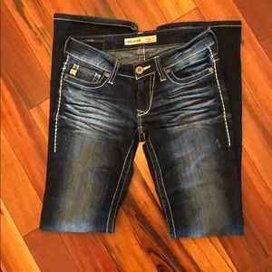 Big Star Casey K low rise size 25
